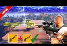 View DOUBLE HEAVY SNIPER NEW META ..! | Fortnite Twitch Funny Moments #146