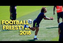 Video Football Freestyle Skills 2018 pt.3 – HD