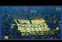 Video Beitar Jerusalem fans: 'Here we are, we're the most racist football team in the country'
