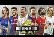 Video Top 10 Goalscorers in Football 2017/2018 (Golden Boot Ranking)