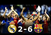 Video The Day BARCELONA played their BEST Football vs Real Madrid (2008/09)