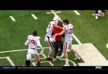 Video Nebraska Spring Game Highlights | Big Ten Football