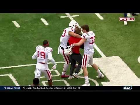 Video Nebraska Spring Game Highlights | Big Ten Football