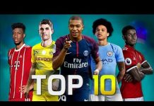 Video Top 10 Young Dribblers in Football 2017/18 Statistically (HD)