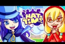 View THE EVIL FUNNY MUSTACHE GIRL! (A Hat in Time) #1