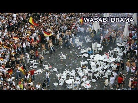 視頻 【哇薩比抓馬】這群人把足球變成了世界上最危險的運動《足球流氓》Wasabi Drama