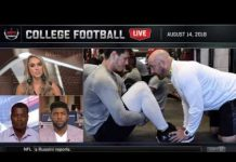 Video College Football Live 2018-08-14 Reaction to Maryland press conference