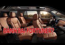 Xem Đối thủ nặng ký của Toyota Fortuner? Tin Xe Hơi