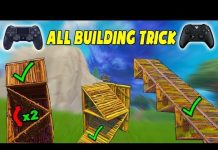 View *ALL TRICK* BUILDING ON CONSOLE | Fortnite Twitch Funny Moments #143
