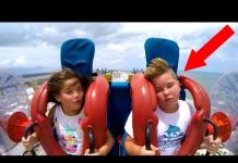View Kids Passing Out   Funny Slingshot Ride Compilation