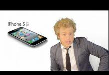 见 iMagine NO iPhone 5s PARODY (iphone 滑稽模仿)