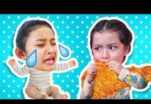 见 Johny Johny是Papa韵儿童歌曲颜色2018年 |儿童滑稽和巨型冰淇淋惊喜! 约翰尼约翰尼的歌曲 #312