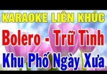 Xem Karaoke Nhạc Sống Tuyển Tập Giọng Ca Để Đời | Liên Khúc Bolero – Trữ Tình – Hòa Tấu | Trọng Hiếu