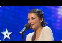View Alice Fredenham singing 'My Funny Valentine' – Week 1 Auditions | Britain's Got Talent 2013