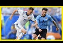 視頻 烏拉圭三球完東道主俄羅斯,賽後足球專傢們一句話點評