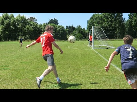 Video EPIC FOOTBALL CHALLENGES vs MY BRO