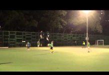 視頻 足球比賽打交