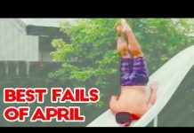View Best Fails of April 2018 | Funny Fail Compilation Try Not to Laugh Challenge ft. Vine, V2, IG, March