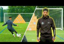 Video CRAZY WORLD CUP FOOTBALL CHALLENGES! FT. JABZ