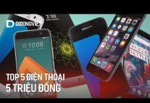 Xem Top 5 điện thoại trong tầm giá 5 triệu đáng mua nhất tháng 12