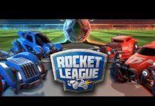 視頻 【Rocket League】賽車足球 緊張刺激的足球比賽