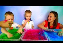 见 Johny Johny是Papa韵儿童歌曲颜色2018年 -儿童滑稽和巨型冰淇淋惊喜! 约翰尼约翰尼的歌曲 #880.mp4