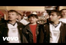Video Three Lions (Football's Coming Home) (Official Video)