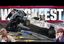 Xem WRECKFEST | FRIDAY NIGHT CAR FIGHTS IN THE SHARKTANK