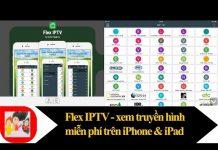 Xem Xem 167 kênh truyền hình cáp miễn phí trên iPhone và iPad