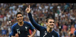 Video URGENT – La France est championne du monde de football (4-2)