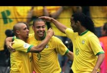 Video Top 10  Goals in Brazilian Football History