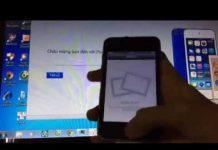 Xem Cách restore ( khôi phục ) iPhone/iPad khi quên mật khẩu qua iTunes ( 100% thành công )
