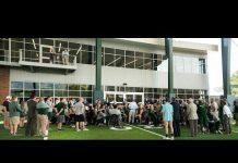 Video UAB Football team tours new facility