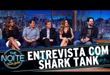 Xem The Noite (04/10/16) – Entrevista com elenco do Shark Tank Brasil