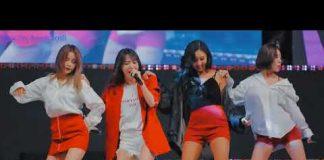Xem VietMix – Bùa Yêu Remix –  Gái Xinh Hàn Quốc Nhảy || Nhạc Trẻ Remix 2018
