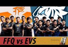 Xem FTV vs CR || FFQ vs EVS || VCS Mùa Hè 2018 – W7D4