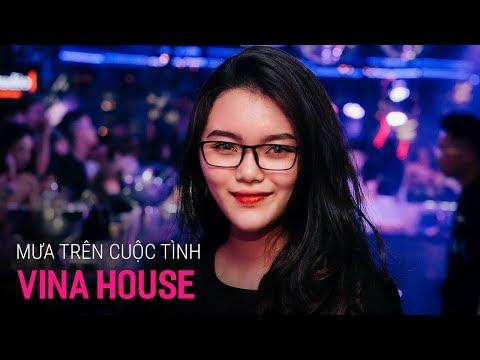 Xem NONSTOP Vinahouse 2018 | Mưa Trên Cuộc Tình Remix – DJ Chính Escape | Nhạc DJ 2018