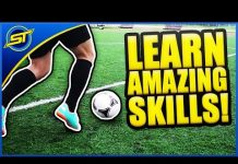 Video Learn Amazing Football Skills Tutorial ★ HD – Neymar Skills/Ronaldo/Messi Skills
