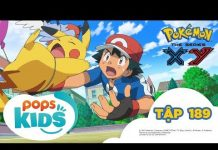 Xem Pokémon Tập 189 – Trận Chiến Nhà Thi Đấu Hakudan! – Hoạt Hình Tiếng Việt Pokémon S17 XY