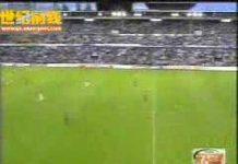 視頻 足球史上罕見的進球