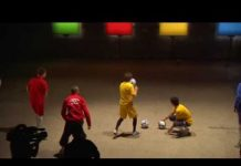 Video Kasabian Football Hero