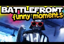 View Star Wars Battlefront – Random and Funny Moments #2