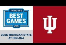 Video Indiana QB Kellen Lewis 6 TDs vs. Michigan State | Big Ten Football