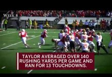 Video Wisconsin Football Montage
