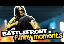 View Star Wars Battlefront – Random and Funny Moments #12! (Star Wars Battlefront 2 Funny Moments Soon!)