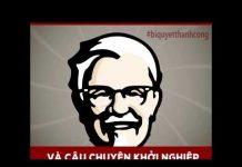 Xem Welearn – Câu chuyện khởi nghiệp của ông chủ thương hiệu KFC – Sanders