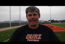 Video OUAZ Football Spring Football recap