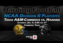 Video 2017 Harding Football Semifinals Playoffs Promo