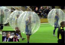 Video Golden Goal – Boblefotball – Bubble football/soccer (w/English subs)