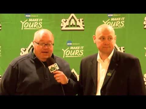 Video Delta State Football National Signing Day